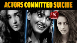 Top 10 Actors Committed Suicide From Indian Industry