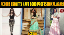 Top 10 Actors From The World Of Television Who Can Have Good Professional Careers Apart From Acting