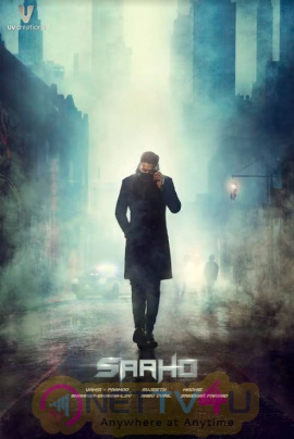 Telugu Movie Saaho First Look Poster Telugu Gallery