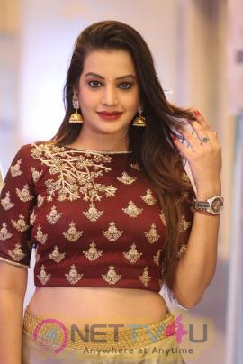 Actress Diksha Panth Angelic Images Telugu Gallery