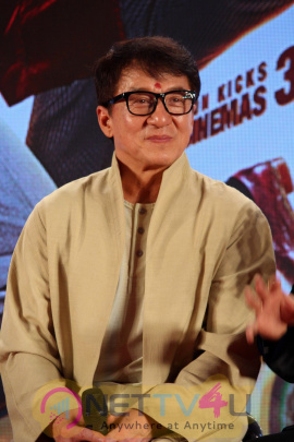PC Of Movie Kung Fu Yoga With Jackie Chan,Sonu Nigam Photos