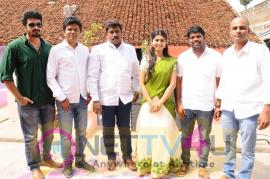 Karuthukalai Pathivu Sei Movie Pooja Stills Tamil Gallery