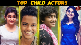 Mollywood's Child Artistes Who Impress Us