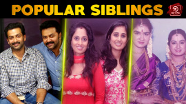Popular Siblings Of Malayalam Film Industry