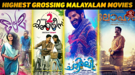 Top 10 Highest Grossing Malayalam Movies Of 2015.
