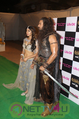 Life Ok Launch New Serial Prem Ya Paheli Chandrakanta .Photo Hindi Gallery