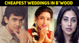 10 Cheapest Weddings In Bollywood