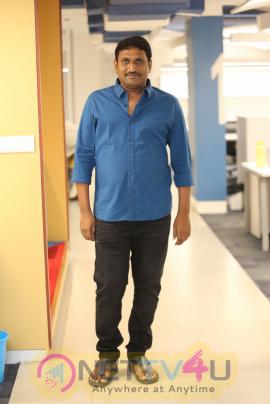 MLA Director Upendra Madhav Interview Pics