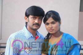 13 Movie Stills : Deepu & Chaitra & News  Kannada Gallery