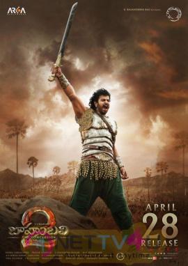 Baahubali 2 Release Date Posters