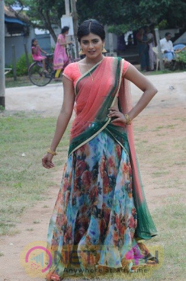 New Movie Angel Stunning Pics Telugu Gallery