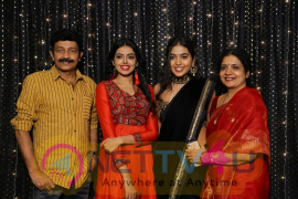 Actor Rajasekhar Daughter Shivani Birthday Celebrations Stills