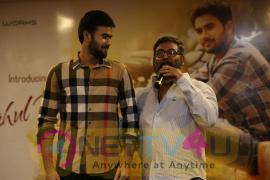 VS Creative Works Press Meet Stills  Telugu Gallery