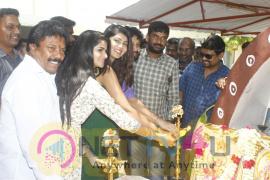 Ennai Sudum Pani Movie Pooja Pics