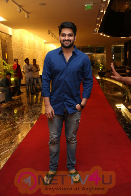 Ammammagarillu Movie Pre Release Event Images