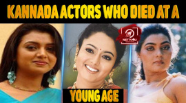 Kannada Actors Who Died At A Young Age