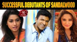 Successful Debutants Of Sandalwood