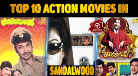 Top 10 Action Movies In Sandalwood