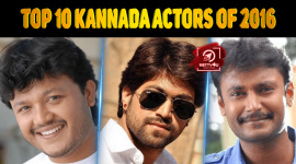 Top 10 Kannada Actors Of 2016