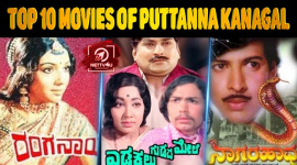 Top 10 Movies Of Puttanna Kanagal