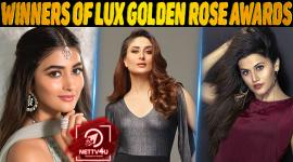 Top 9 Winners Of Lux Golden Rose Awards