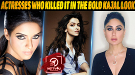 Top Bollywood Actresses Who Killed It In The Bold Kajal Look!