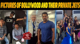 10 Pictures Of Bollywood And Their Private Jets
