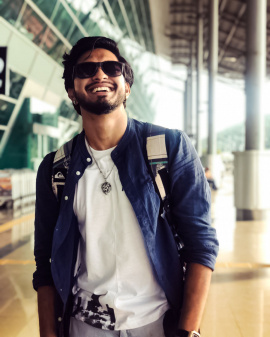 Bigg Boss 3 Contestant Singer Mugen Rao Good Looking Stills