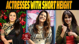 Top 10 Actresses With Short Height That Rock Bollywood