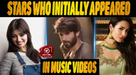 Top 10 Bollywood Stars Who Initially Appeared In Music Videos