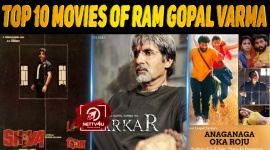 Top 10 Movies Of Ram Gopal Varma