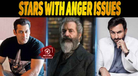 Top 10 Stars With Anger Issues
