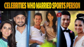 Bollywood Celebrities Who Married Sports Person