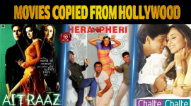 Bollywood Movies Copied From Hollywood