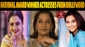 National Award Winner Actresses From Bollywood