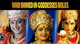 South Indian Actresses Who Shined In Goddesses Roles