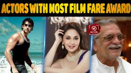 Top 10 Actors With Most Film Fare Award