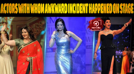 Top 10 Actors With Whom Awkward Incident Happened On Stage