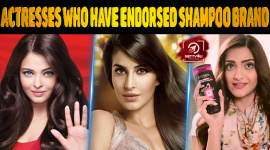 Top 10 Actresses Who Have Endorsed Shampoo Brand