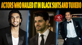 Top 10 Bollywood Actors Who Nailed It In Black Suits And Tuxedo