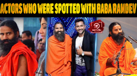 Top 10 Bollywood Actors Who Were Spotted With Baba Ramdev