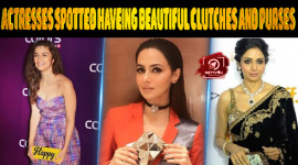 Top 10 Bollywood Actresses Who Were Spotted Carrying Beautiful Clutches And Purses.
