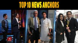 Top 10 News Anchors
