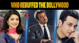 Top-10 Pakistani Celebrities Who Rebuffed The Bollywood Tremendous Offers
