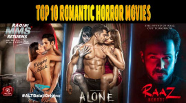 Top 10 Romantic Horror Movies