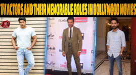 Top 10 TV Actors And Their Memorable Roles In Bollywood Movies
