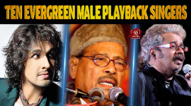 Top Ten Evergreen Male Playback Singers Of Bollywood