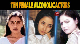 Top Ten Female Alcoholic Actors In Bollywood