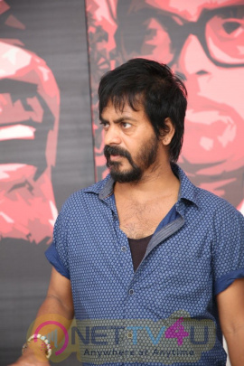 Actor Kunju Ravi Exclusive Interview Pics Tamil Gallery