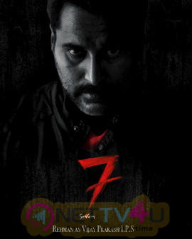 Seven(7) Movie Poster